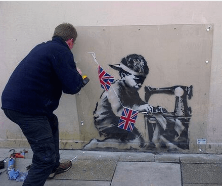banksy-coverup